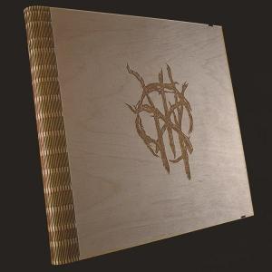 M Wooden Box