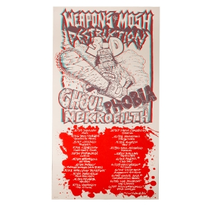 Weapons Of Mosh Destruction 3D