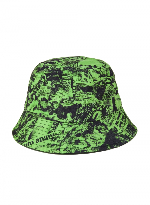New Panic Reversible Bucket Hat