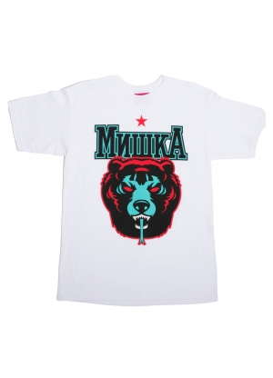 Cyrillic Death Adder Tee