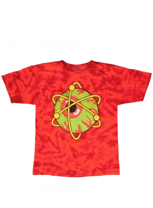 Atomic Keep Watch Tie Dye T-Shirt