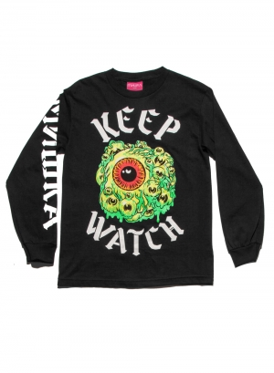 Bouzikov Keep Watch Long Sleeve Shirt
