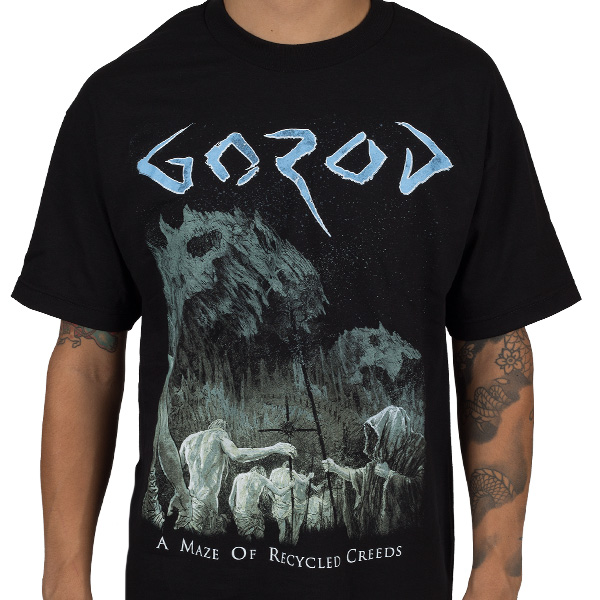 gorod quota maze of recycled creedsquot tshirt unique leader