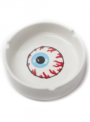 Classic Keep Watch Ashtray