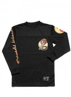 Death Cobra Mesh BMX Long Sleeve
