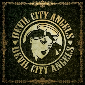 Devil City Angels (Digipak + Sticker)