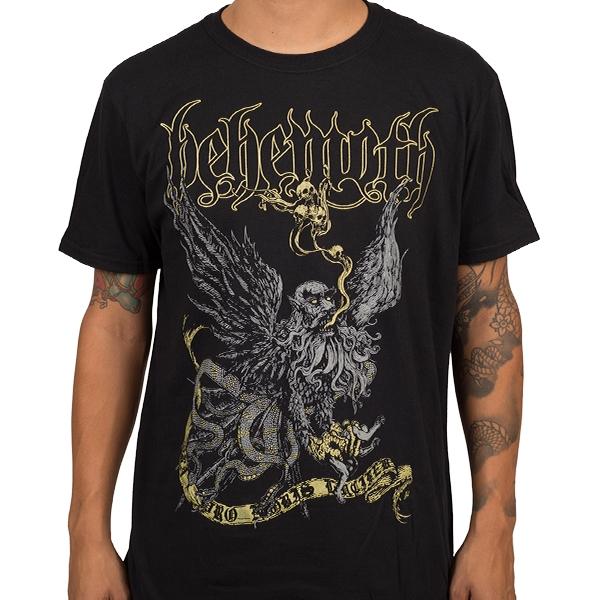 Behemoth Quot Nobis Lucifer Quot T Shirt Indiemerchstore