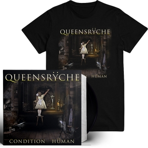 Condition Human 2LP + Condition Human Tee