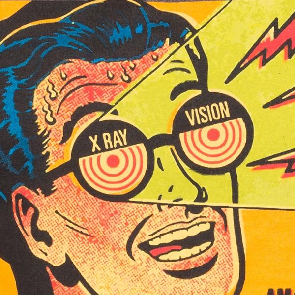 X ray vision
