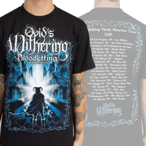 Bloodborne North America 2015 Tour Shirt