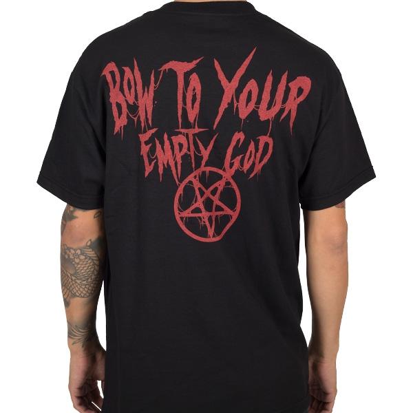 Thy Art Is Murder Quot Evil Pope Quot T Shirt Indiemerchstore
