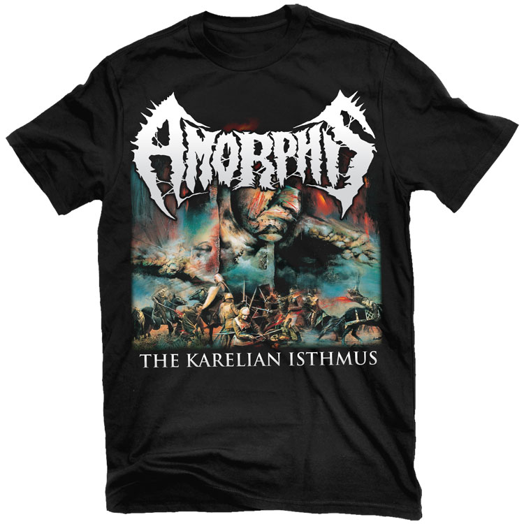 The Karelian Isthmus T Shirt + LP Reissue Bundle
