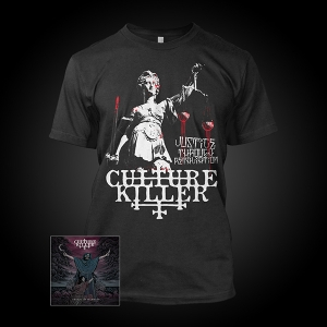 Throes Of Mankind CD + Tee