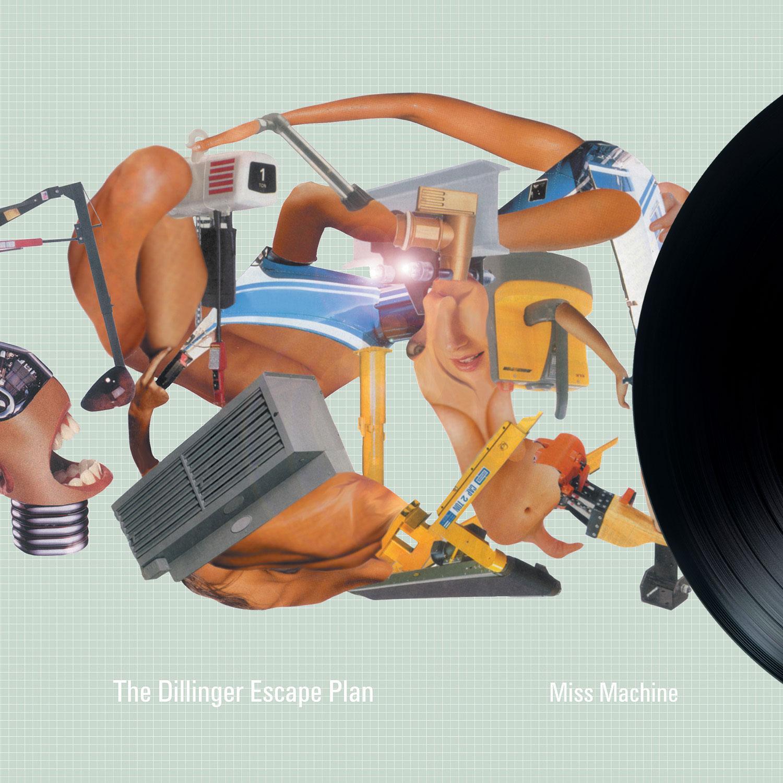 Miss Machine Reissue