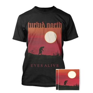 Eyes Alive CD/Tee Bundle