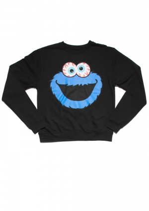 Keep Watch Cookie (Monster) Fleece