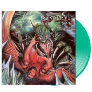Iced Earth (Reissue 2015) (LP) (Turq. Green)