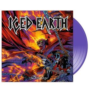 The Dark Saga (Reissue 2015) (LP) (Lilac)
