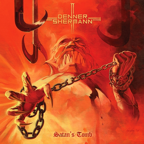 Satan's Tomb (Flame Vinyl)