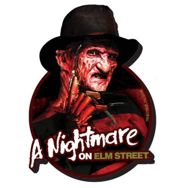 "A Nightmare On Elm Street (1984) ""Freddy Chunky Magnet ..."
