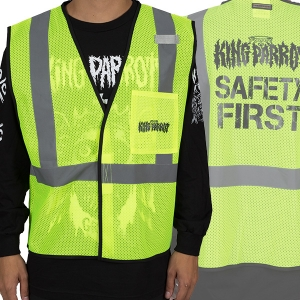 Safety First Vest