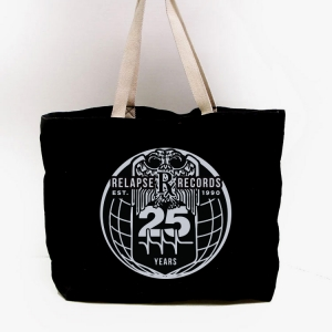 Relapse 25th Anniversary Tote Bag