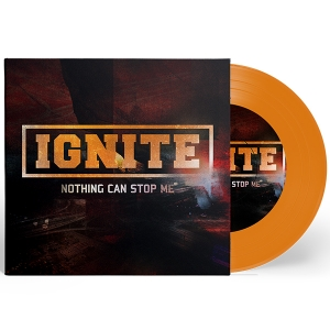 Nothing Can Stop Me (7 inch Vinyl) (Transp. Orange)