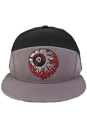 Lamour Keep Watch 7-Panel Snapback