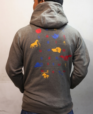 New Lhakar ZipUp Hoodies