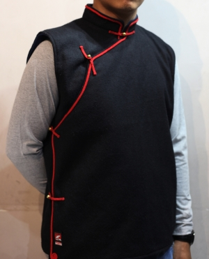 Tibetan Sleeveless Jacket