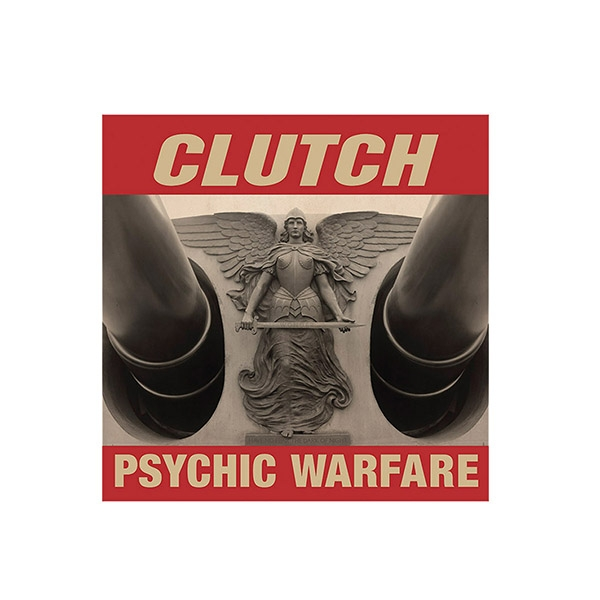 Psychic Warfare* Psychic Warfarr - Dark And Dangerous E.P.