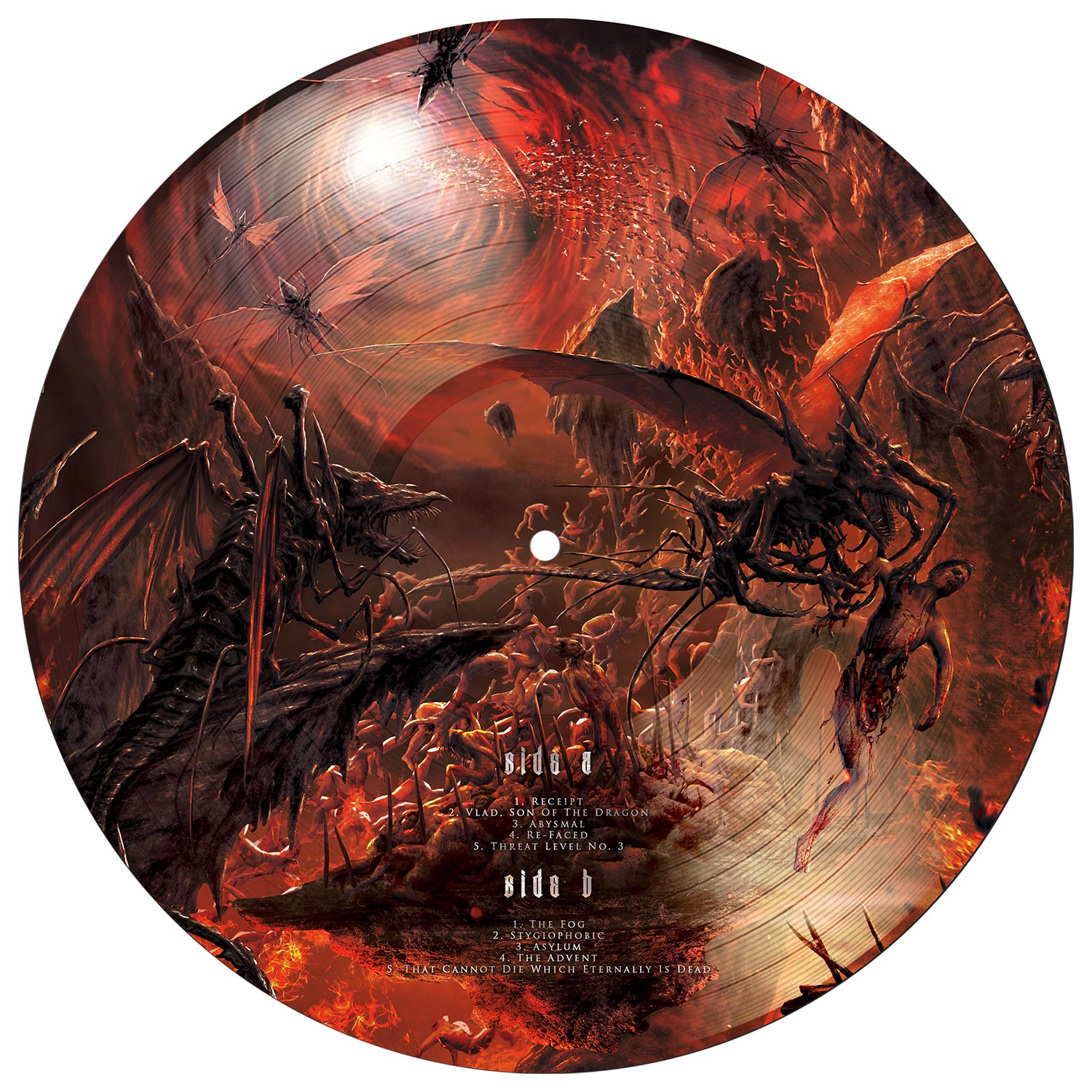Abysmal (Picture Disc)