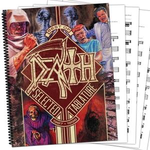 Best Of Guitar Tab Book