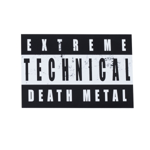 Extreme Technical Death Metal