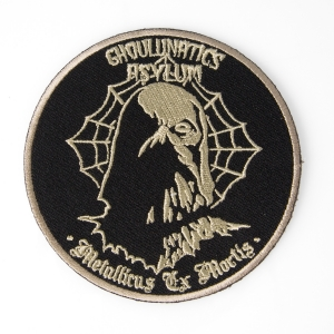 Ghoulunatics Asylum Patch