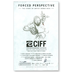 Forced Perspective CIFF Poster