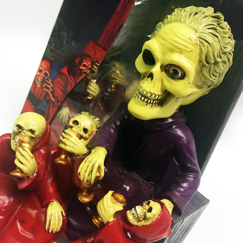 Death Quot Scream Bloody Gore Bobble Head Quot Action Figures