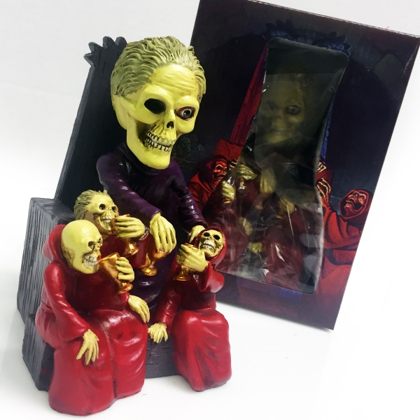 "Death ""Scream Bloody Gore Bobble Head"" Action Figures"
