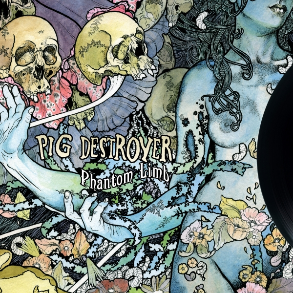 Phantom Limb LP Reissue