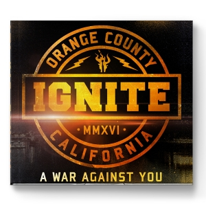 A War Against You (Digipak)