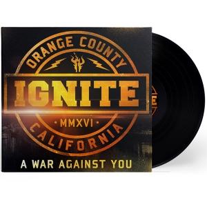 A War Against You (LP+CD) (Black)