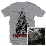 Magrudergrind II Tshirt + LP Bundle