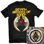 Seven Sisters of Sleep Ezekiel's Hags Tshirt + LP Bundle