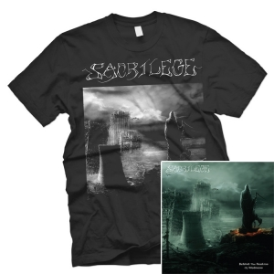Behind the Realms of Madness Tshirt + CD Bundle