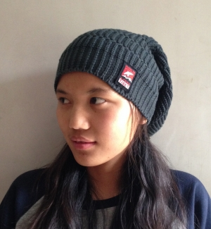 SFT-Long Beanie hat