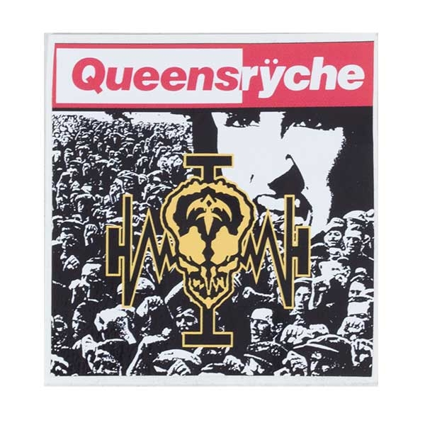 """Queensryche """"Operation Mindcrime"""" Stickers & Decals ..."""