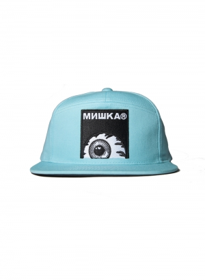 Keep Watch Box Logo 7P Snapback
