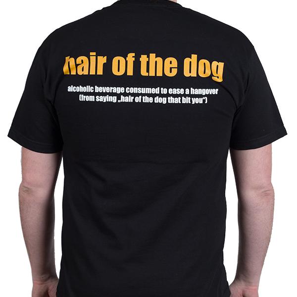 Tankard Quot Hair Of The Dog Quot T Shirt Indiemerchstore
