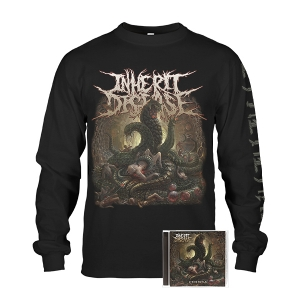 Ephemeral CD + Longsleeve
