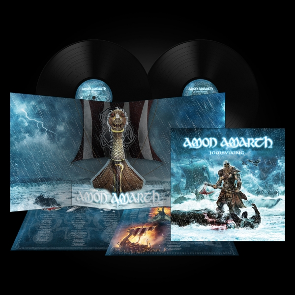 amon amarth jomsviking collector 39 s bundle bundle indiemerchstore. Black Bedroom Furniture Sets. Home Design Ideas